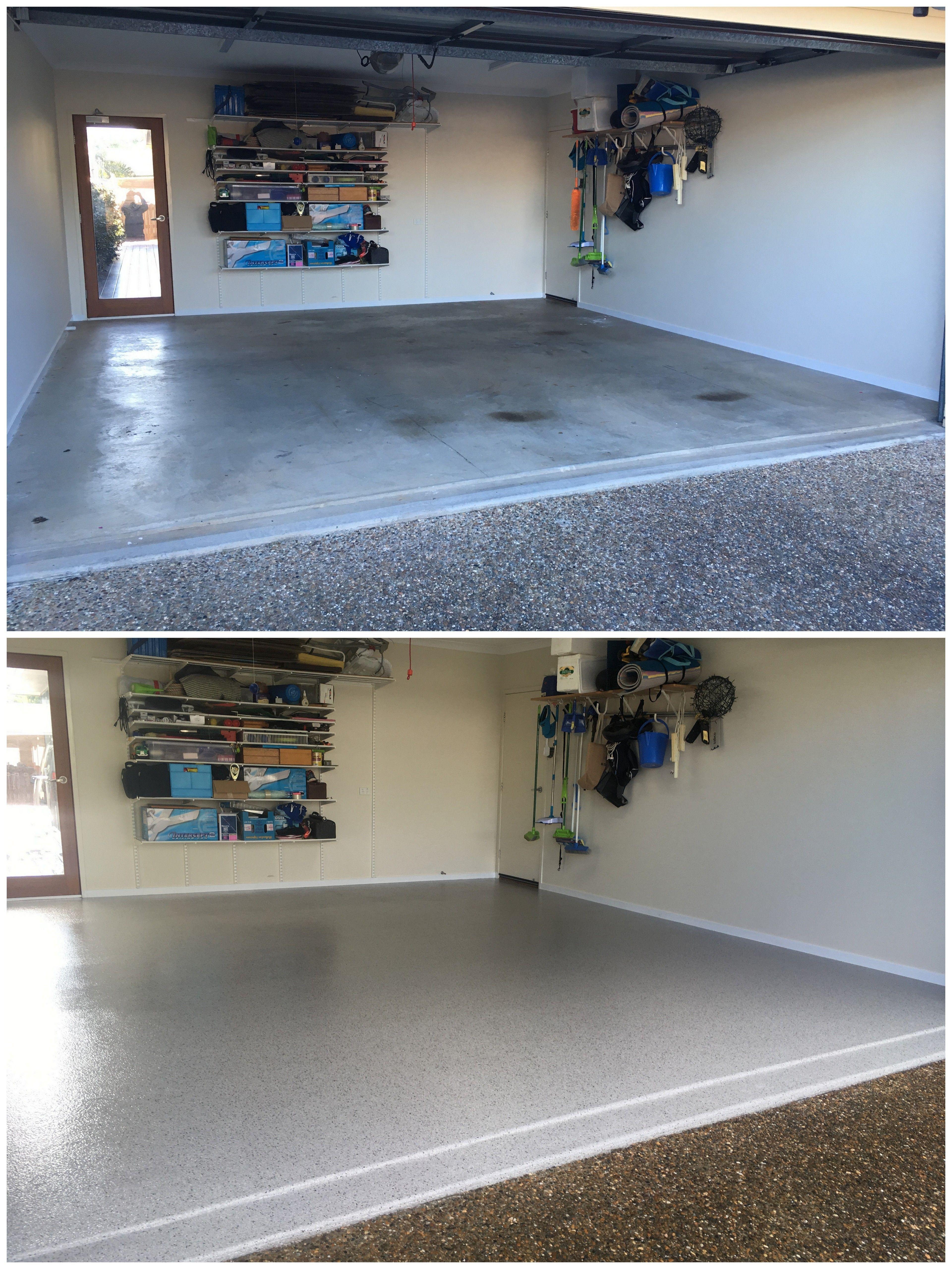 Little Mountain Epoxy Flooring The Garage Floor Co