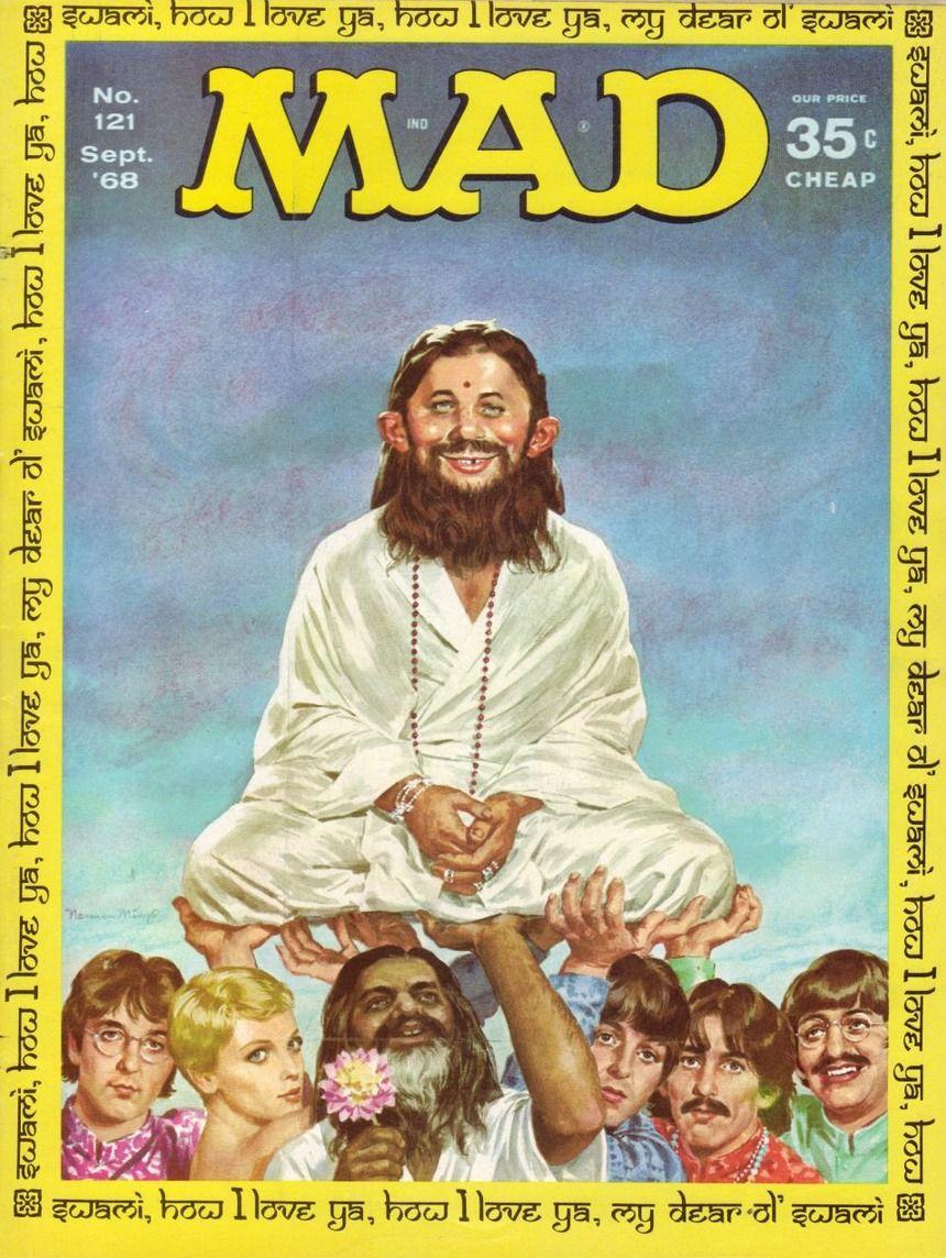 MAD, September 1968.