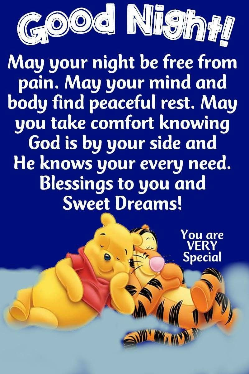 Pooh Bear Good Night Quotes Eeyore Quotes Winnie The Pooh Quotes