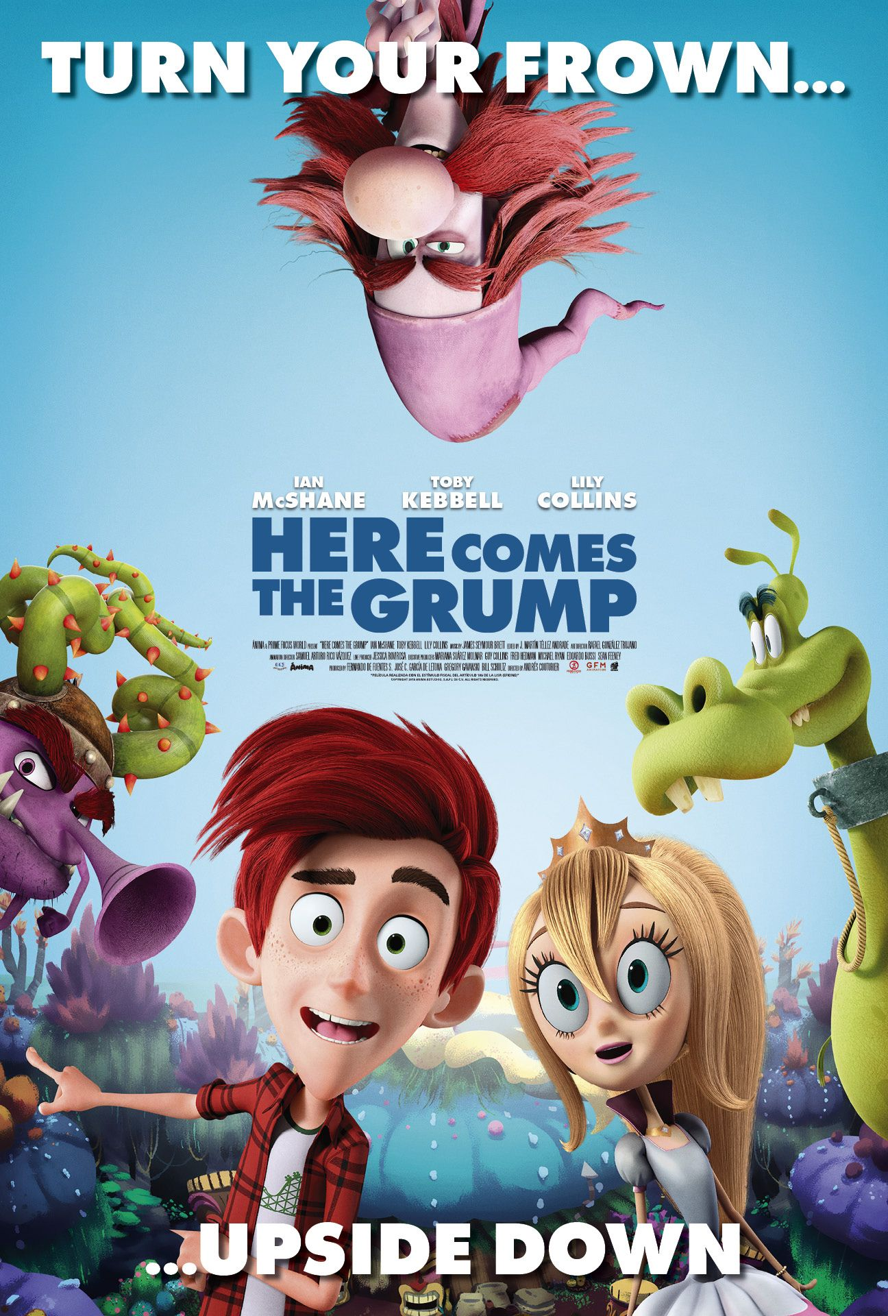 Here Comes The Grump movie trailer; https//teaser