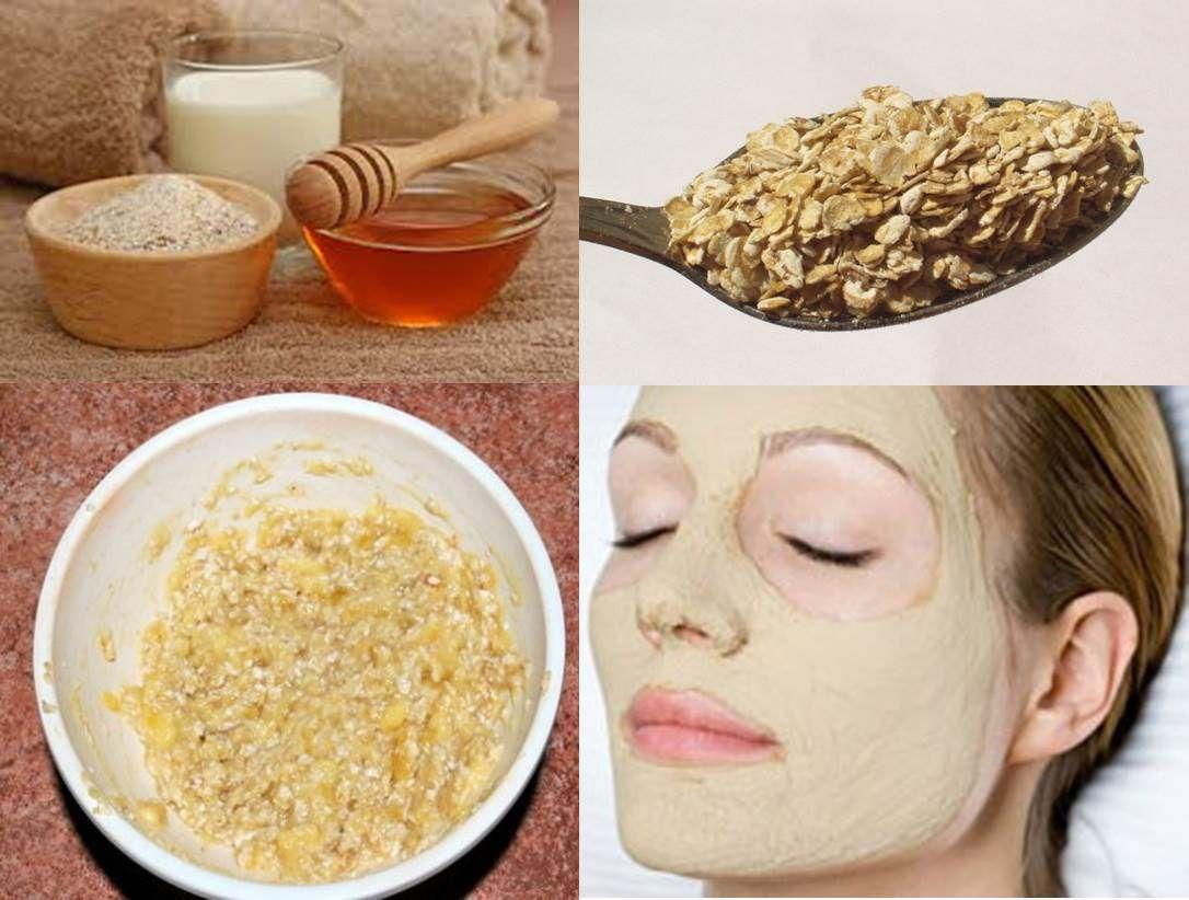 Beneficios de la Mascarilla de Avena y Miel para el Rostro - Soy Moda | Mascarilla de avena, Exfoliante cara, Mascarillas para la cara