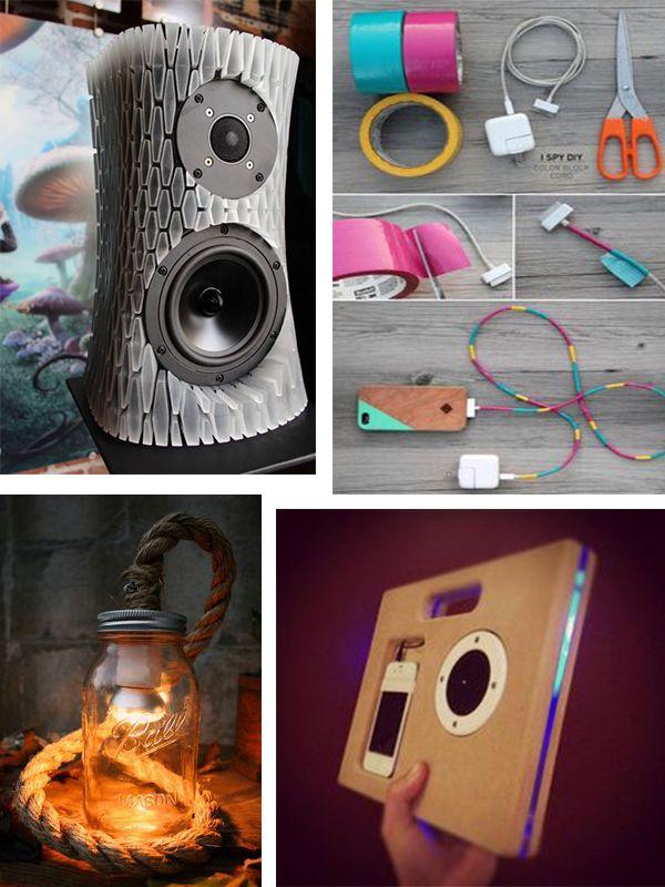 Diy Tech Projects Diy Tech Diy Crafts Magazine Diy House Projects