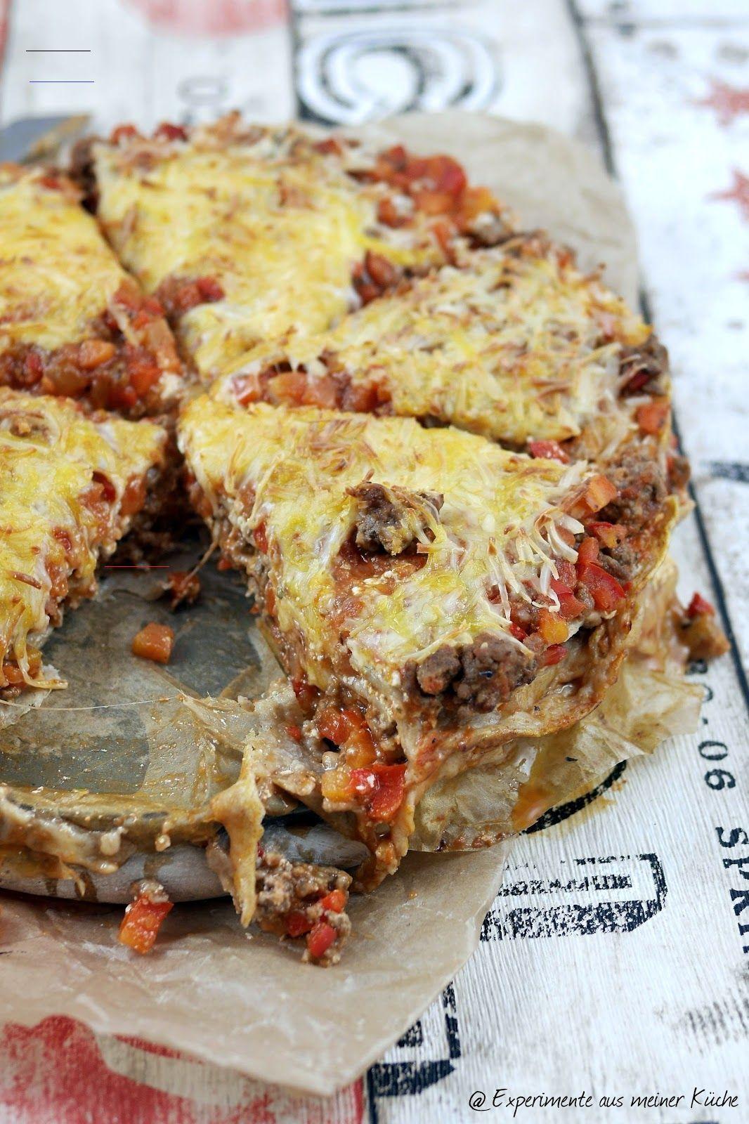 Tortilla-Hack-Torte - Experimente aus meiner Küche - # ...