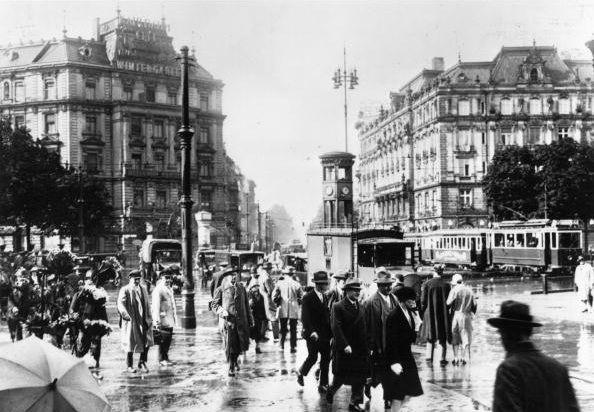 Deutschland 1927