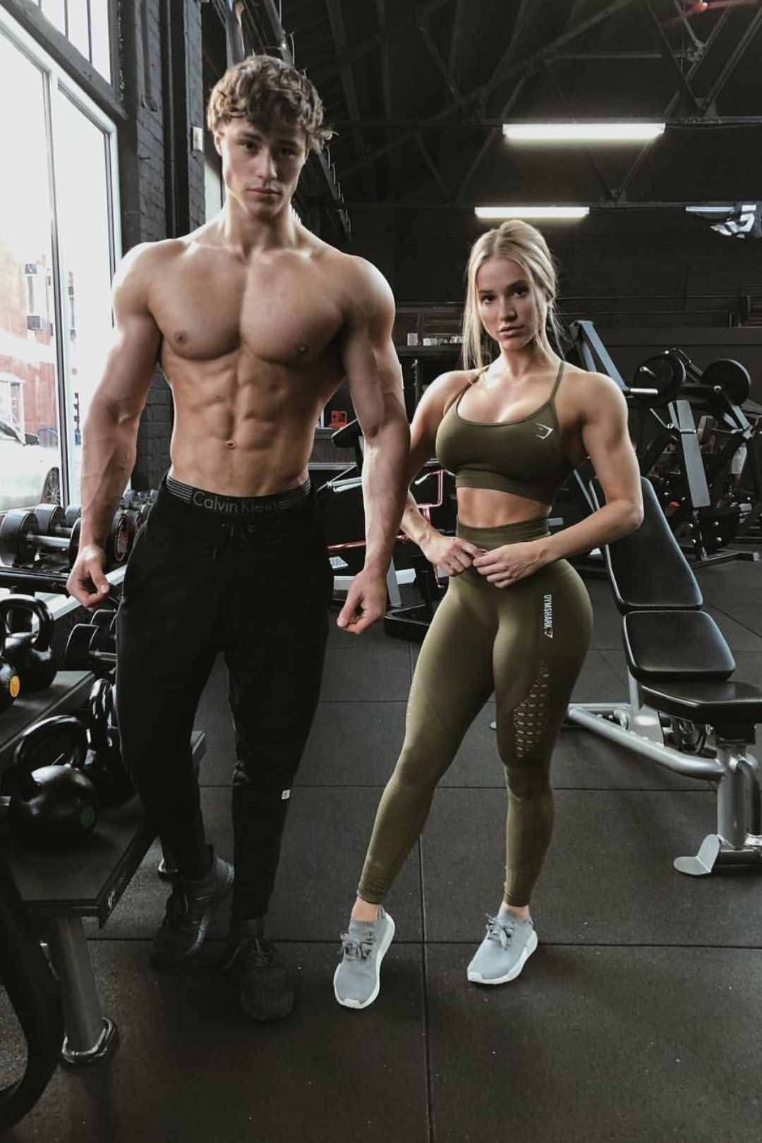 Fit Couples That Sweat Together Stay Together Here S How I Am Co Fit Couples Workout Plan Gym Gym Workout Plan For Women