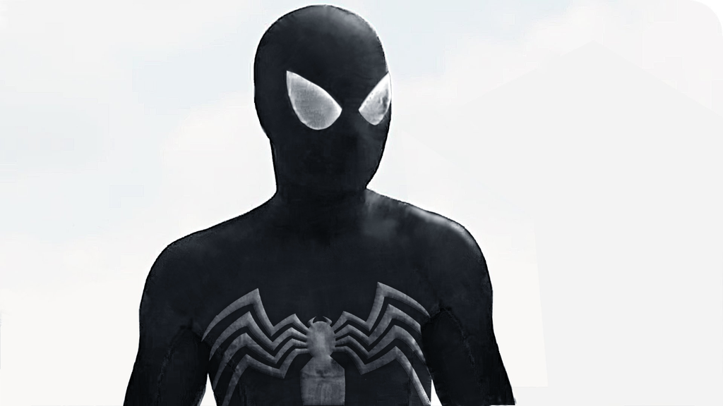 Spider Man Homecoming Black Suit By Angelbfxd Symbiote Spiderman Spiderman Marvel Spiderman