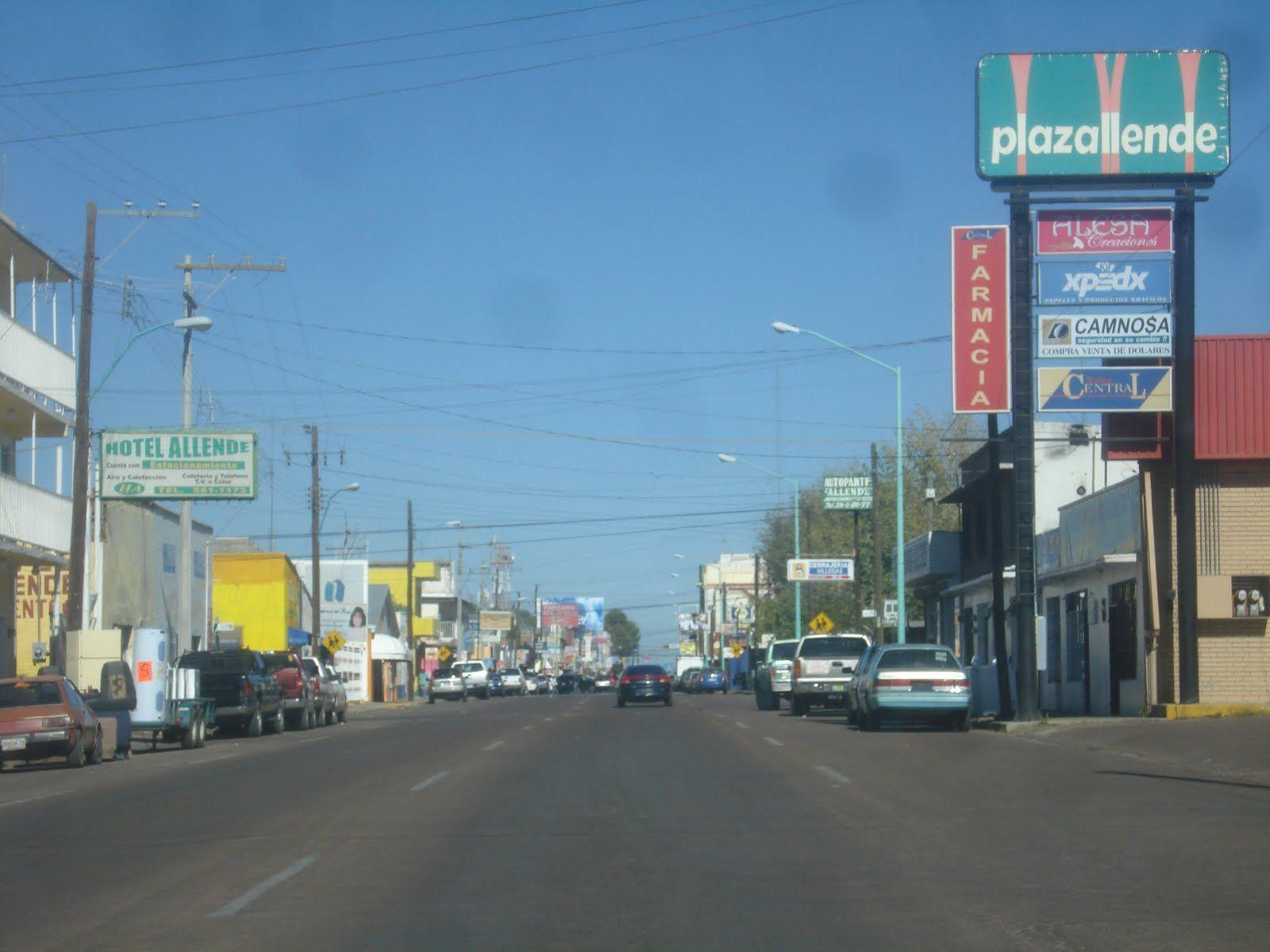 Resultado de imagen para fotos antiguas de cd cuauhtemoc chihuahua