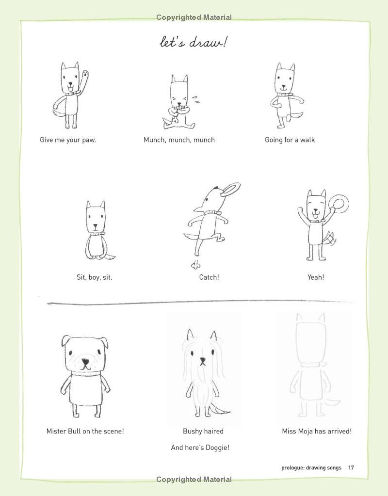 illustration school: let's draw cute animals: sachiko umoto