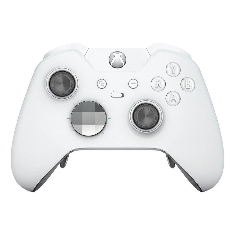 Elite Wireless Xbox One Controller White Xbox One Elite Controller Xbox One Controller Xbox One