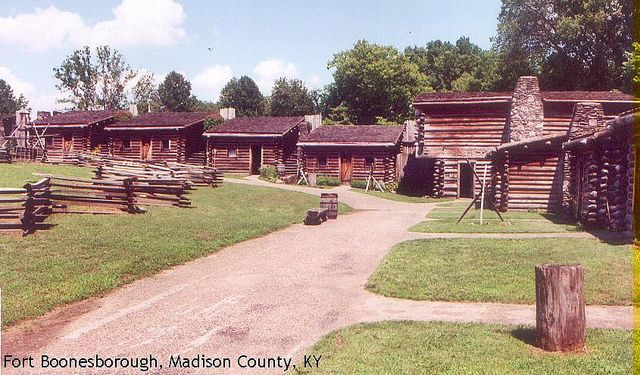 Fort Boonesborough SP- Madison Co KY 2 | Pictures and Famous