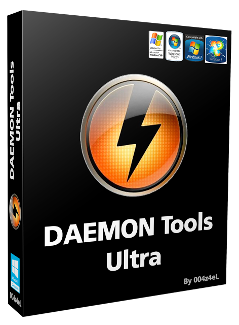 daemon tools ultra full version