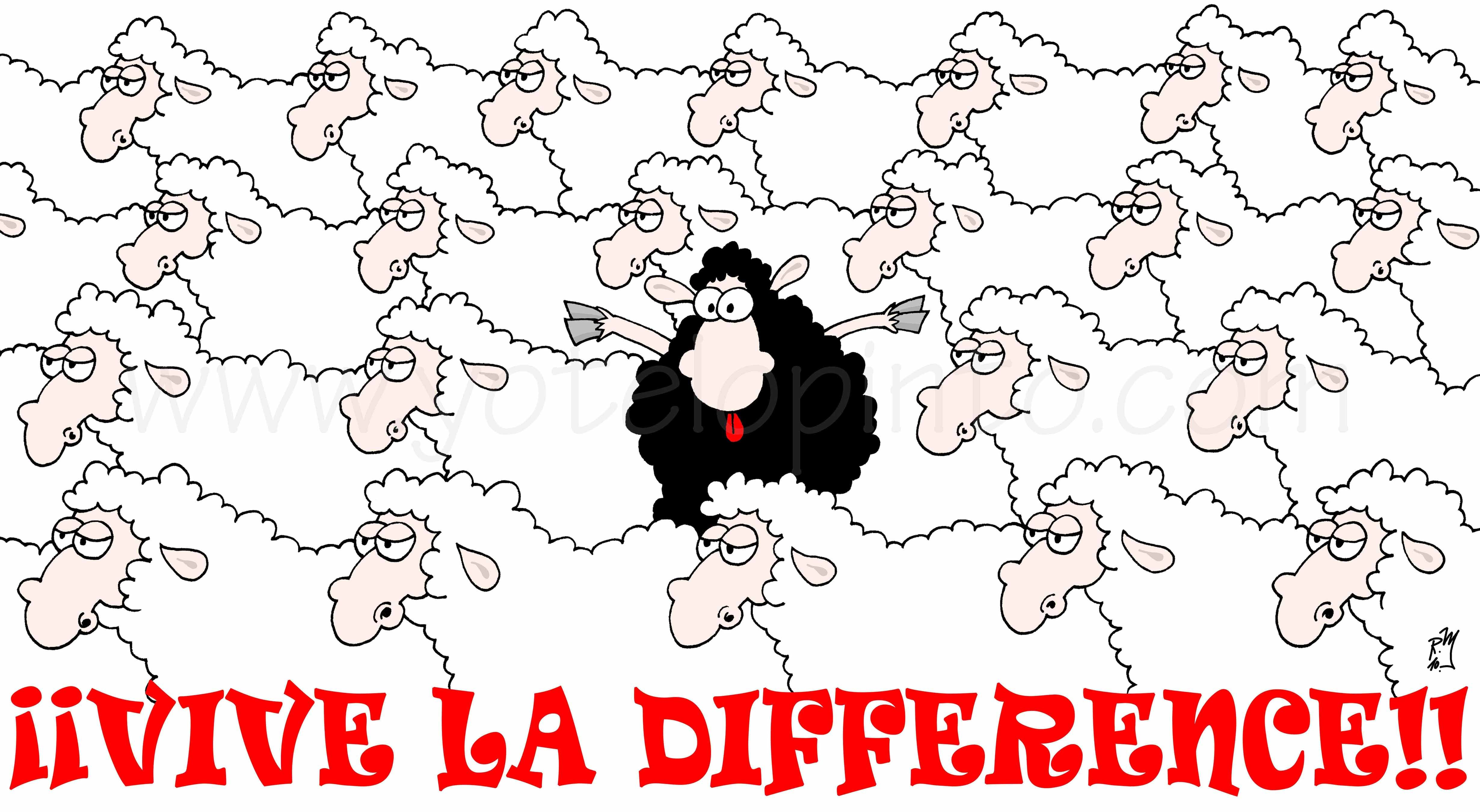 Image result for vive la difference""