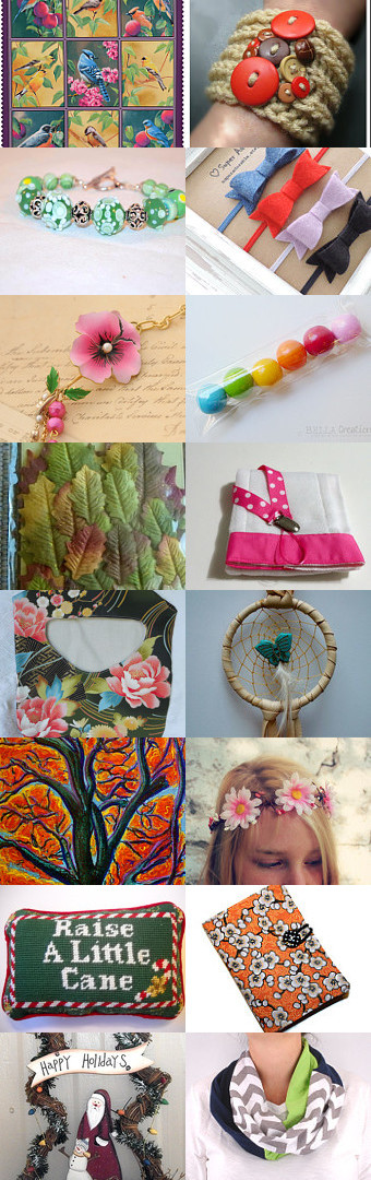 FRIDAY SHOPPING by Letha Holmes on Etsy--Pinned with TreasuryPin.com