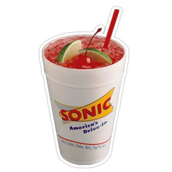 what is in a diet limeade from sonic
