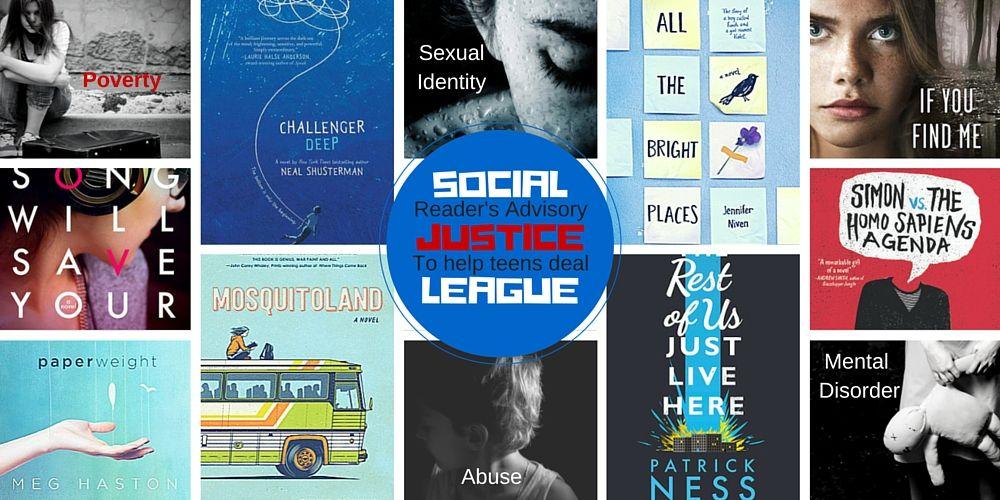 Diversify YA Life Social Justice LeagueReader's Advisory