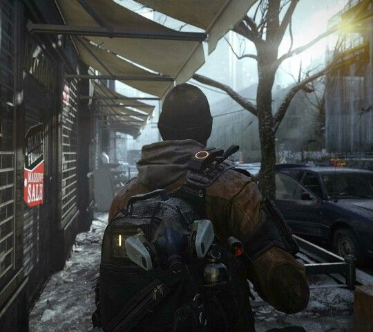 Tom Clancy S The Division Nyc Tom Clancy The Division Tom