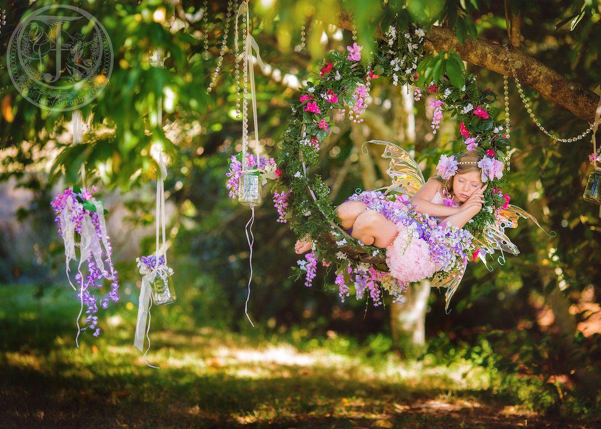 свадьба картинки с феями только летние
