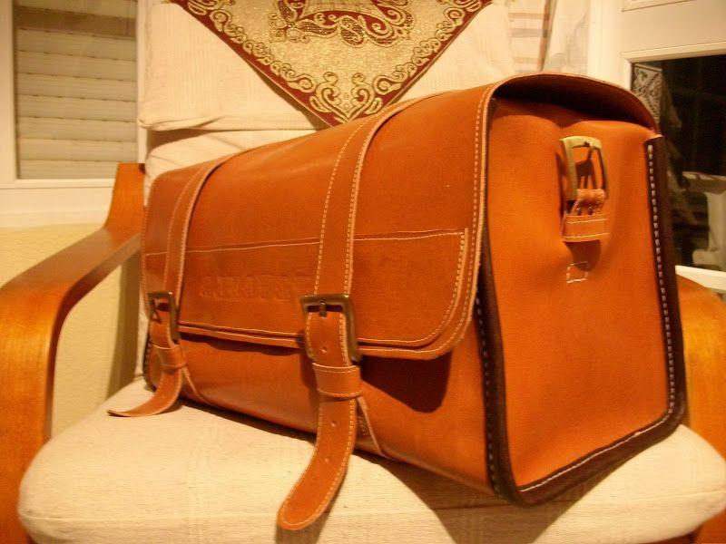 Art culos de cuero maleta herramientas artesania en - Maletas para herramientas ...