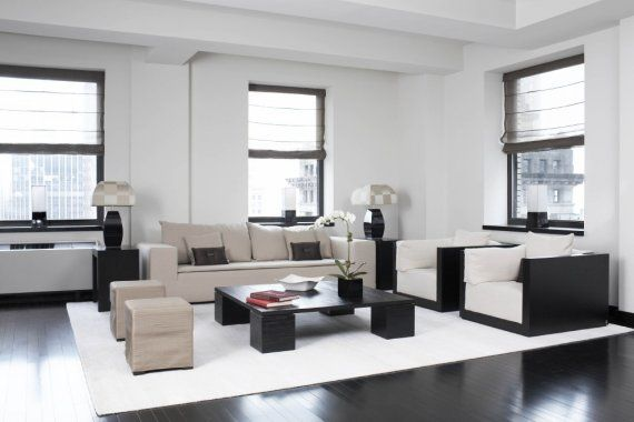 Black Living Room Interior Design Interior Design Living Room