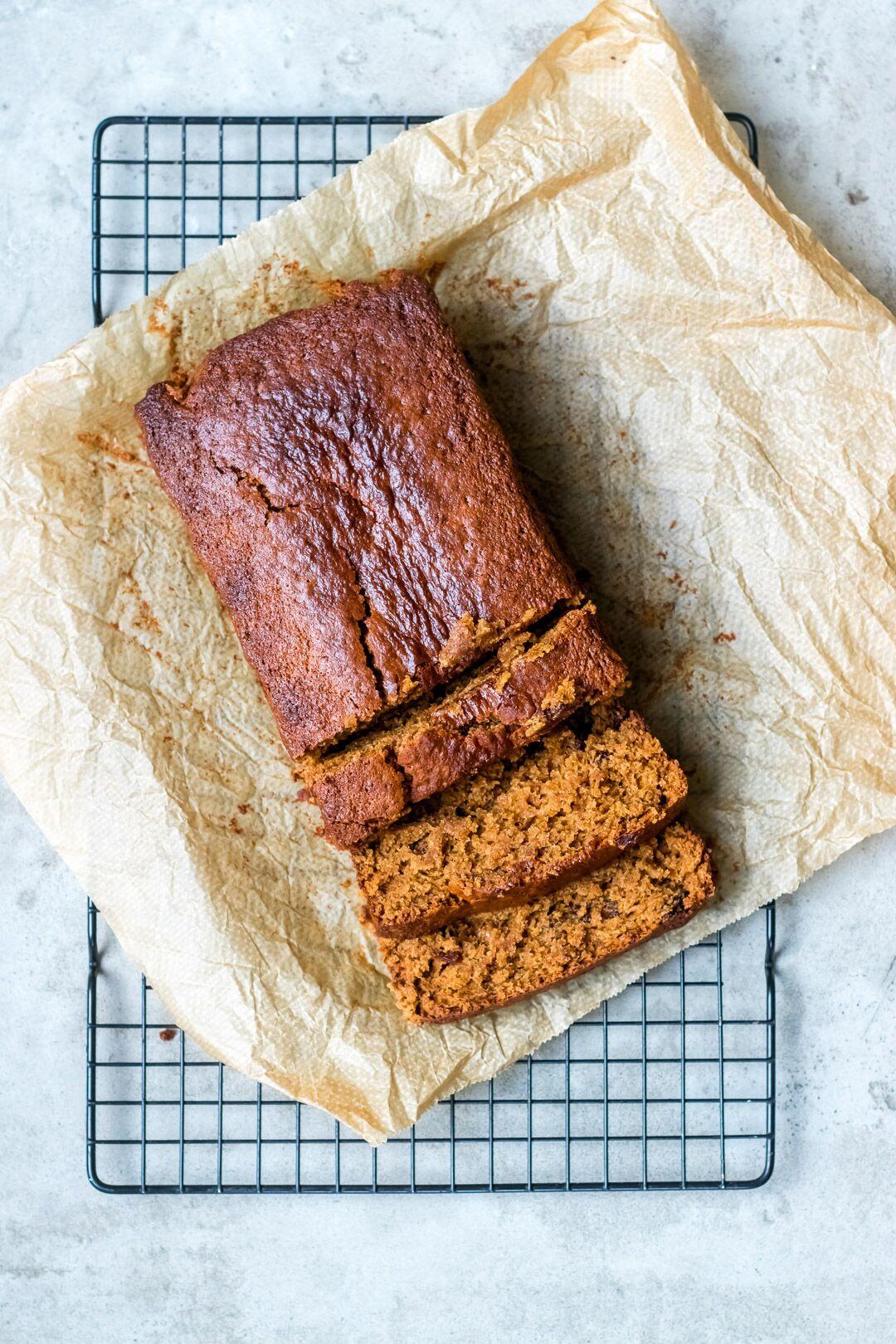 Gingerbread Loaf Deliciously Ella Recipes Food
