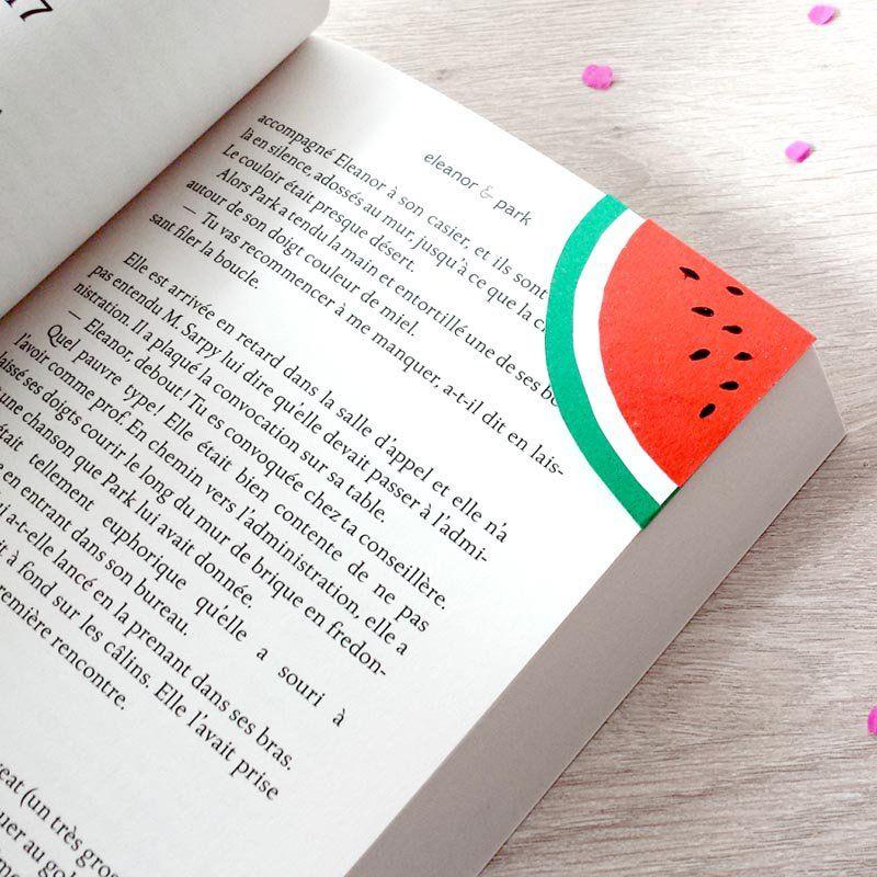 un marque pages past que creative kinder craft marque page diy bookmarks bookmarks. Black Bedroom Furniture Sets. Home Design Ideas