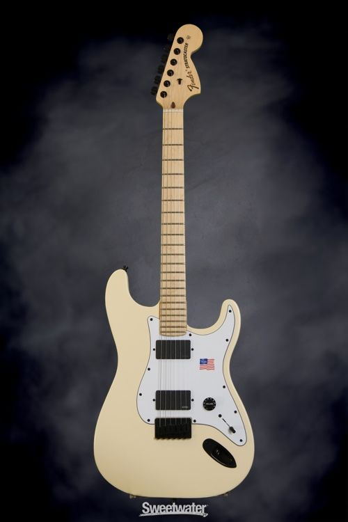 Fender Jim Root Stratocaster Olympic White Sweetwatercom