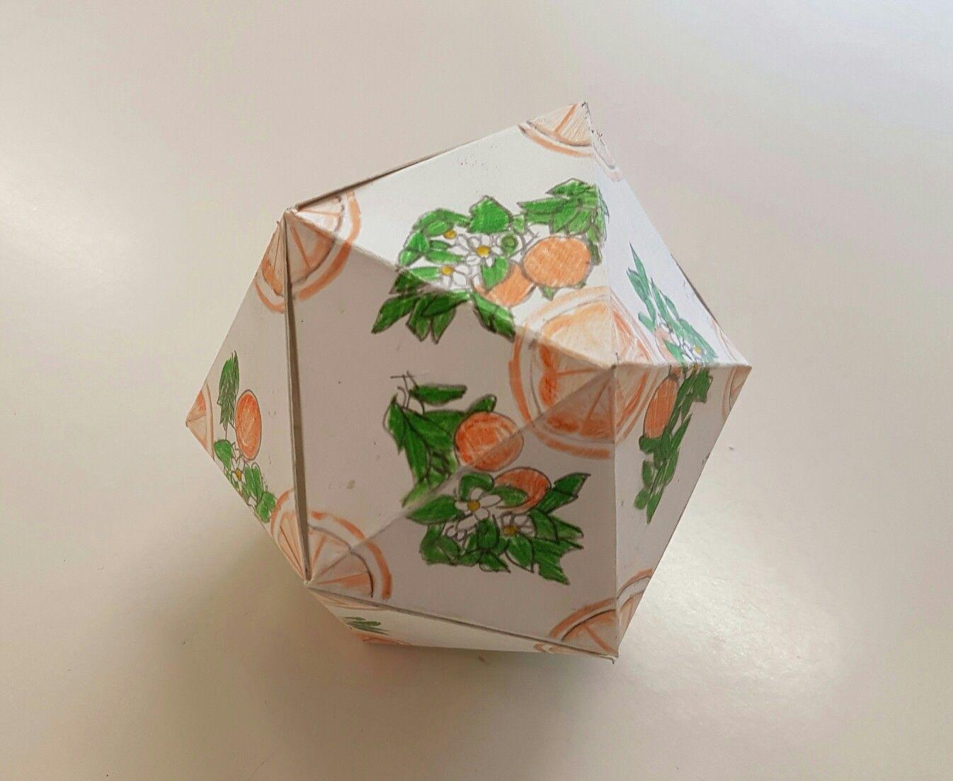 Icosaedro - 2H