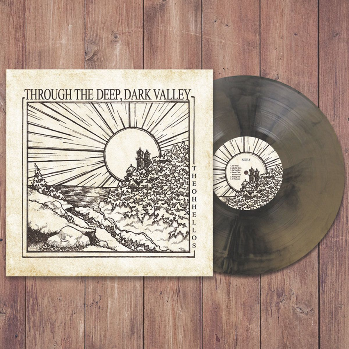 Fantastic Cover Art And Even Better Music Wishing Well Vinyl Prints