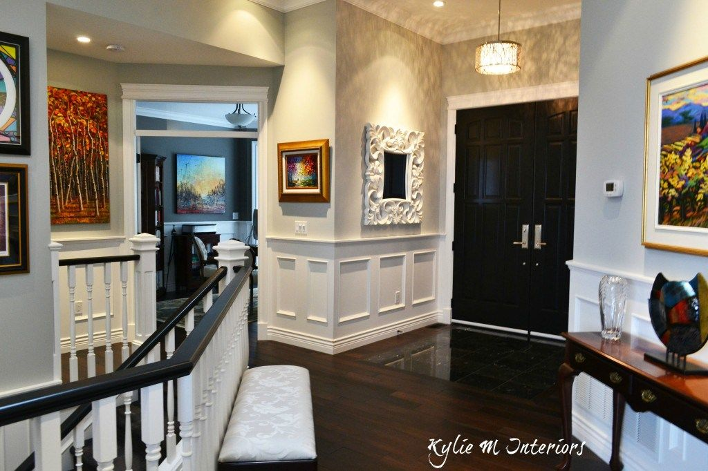 The Best Colours to Paint the Inside of Your Front Door Stonington