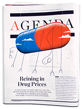 Bloomberg Markets - Matt Chase   Design, Illustration
