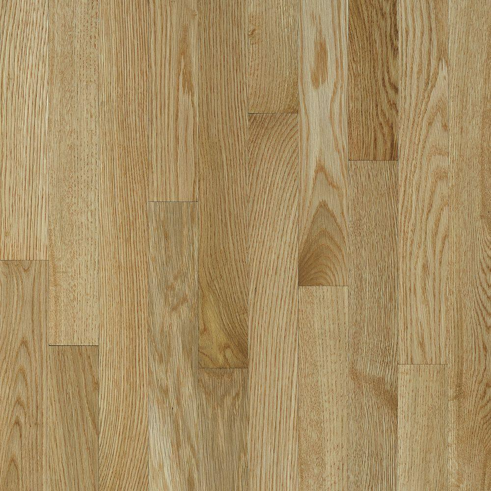 Bruce Take Home Sample Natural Reflections Oak Desert Natural Solid Hardwood Flooring 5 In X 7 In Hardwood Floors Hardwood Solid Wood Flooring