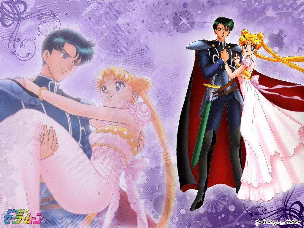 Miedoso Sailor Moon Y Tuxedo Mask La Boda Ideas Ornamento ...