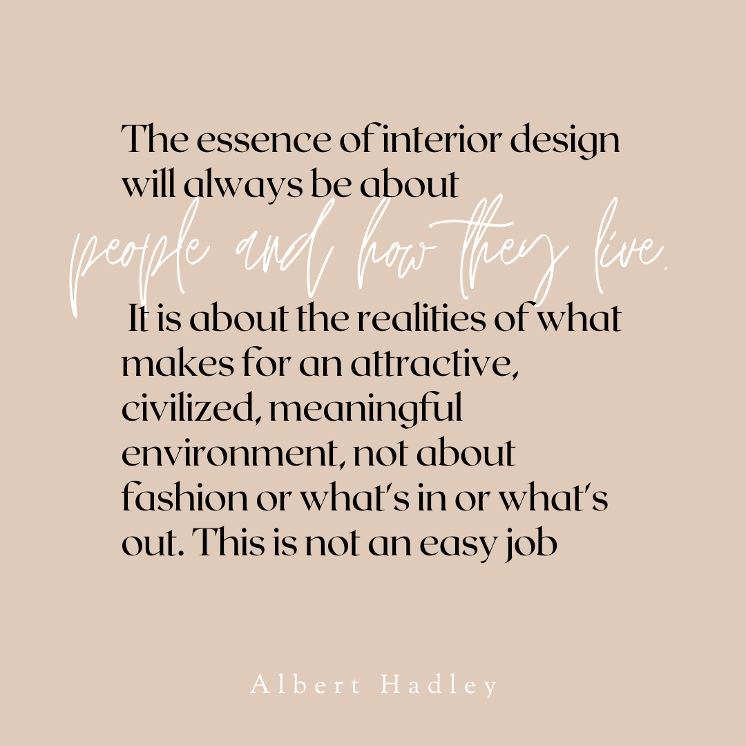 👏🏼 Design that lasts is design that puts humans and their needs first ☝🏼   #homedecor #interiors #decor #homedesign #interiordesigner #interiorinspo #interiorinspiration #homestyle #interiordesigntips #interiordesign
