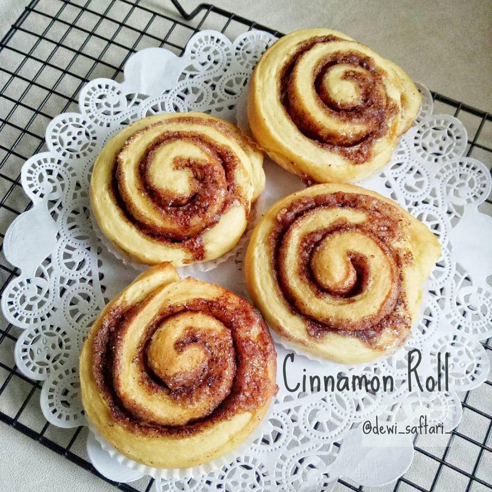 Resep Cinnamon Roll C 2020 Brilio Net Di 2020 Roti Cinnamon Roll Makanan Ide Makanan