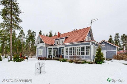 Mustikkatie 5, Oulu | Oikotie