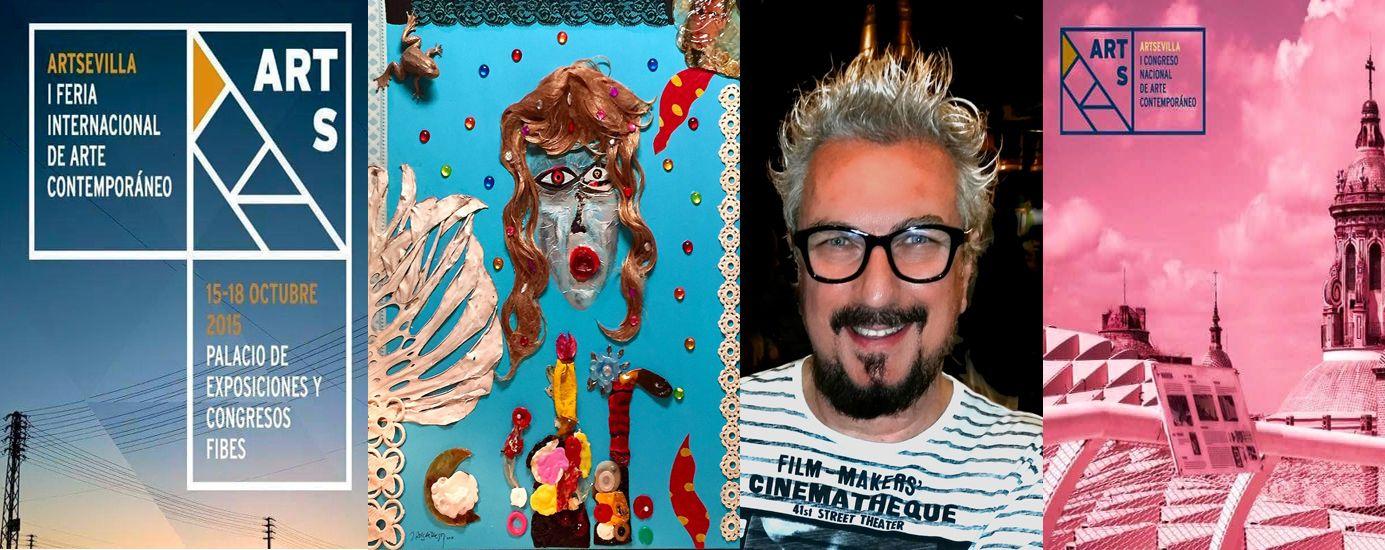 El Artista plástico mallorquín, conocido por el tratamiento Pop que le da a sus Celébrities elegidas, participará en ARTSEVILLA, la I Feria Internacional de Arte Contemporáneo que tendrá lugar del ...