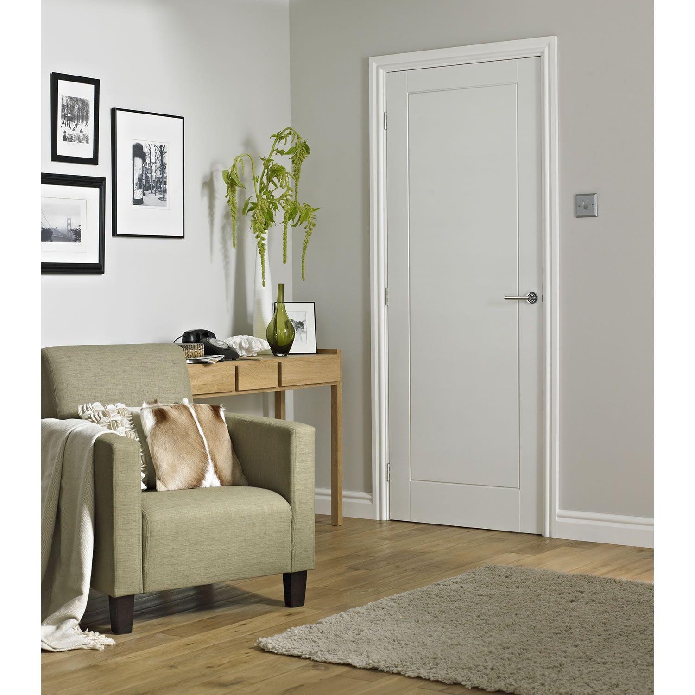 Premdor Masonite 1 Panel Smooth Internal Door A & Premdor Masonite 1 Panel Smooth Internal Door A | Home Furniture ...