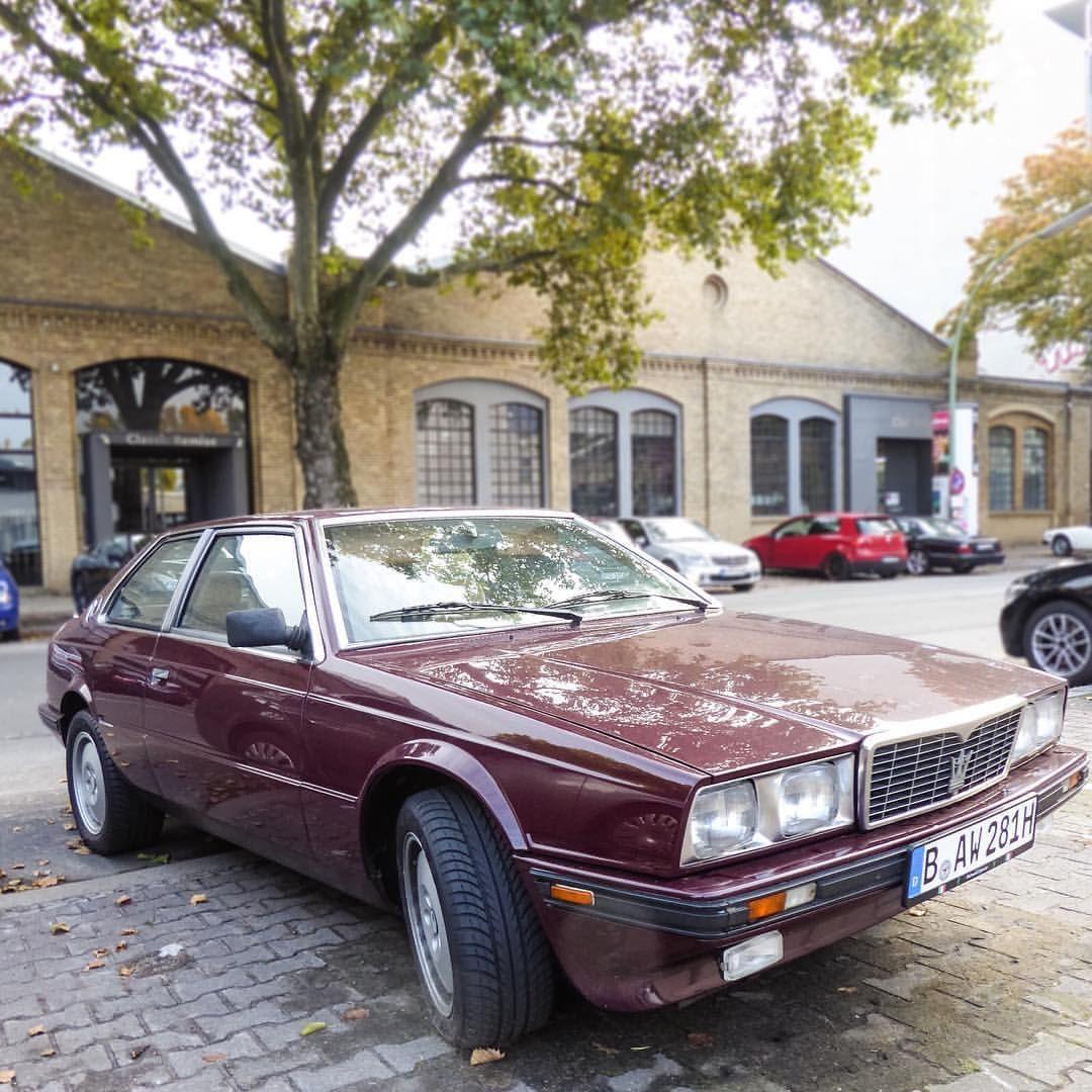 Luxury Collector Cars Images On: Thewouldbephotographer: Maserati Biturbo