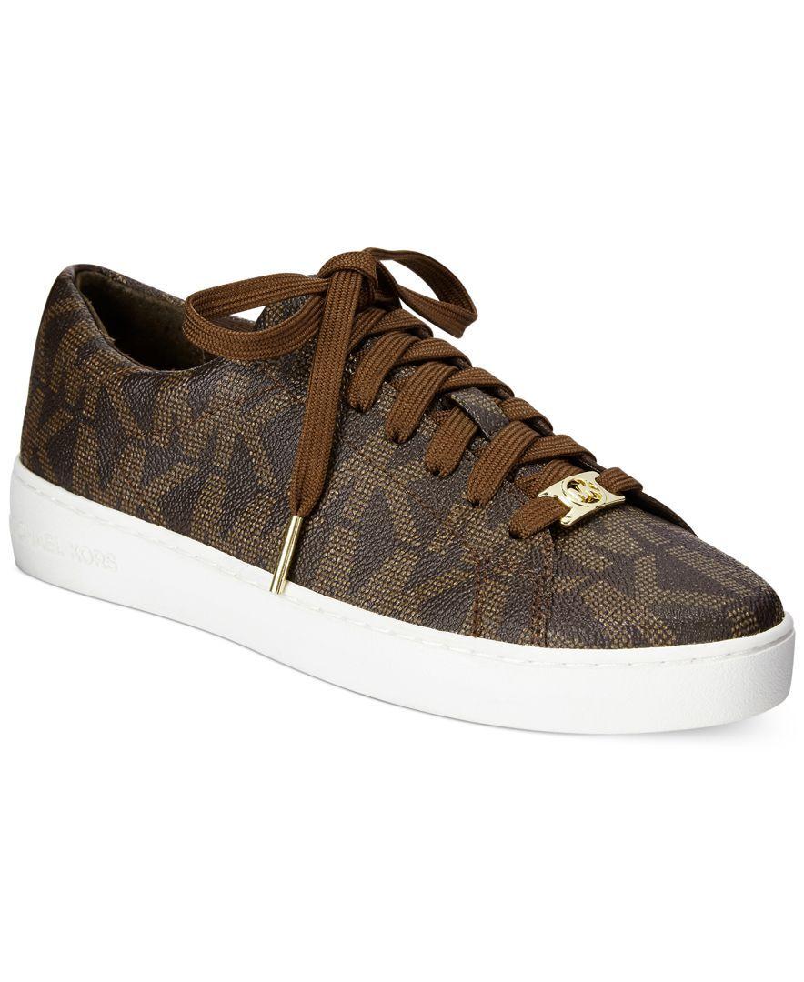 Michael Michael Kors Keaton Sneakers   Sapatos e Sandálias ... 91ee6d0ee0