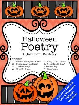 write a halloween poem