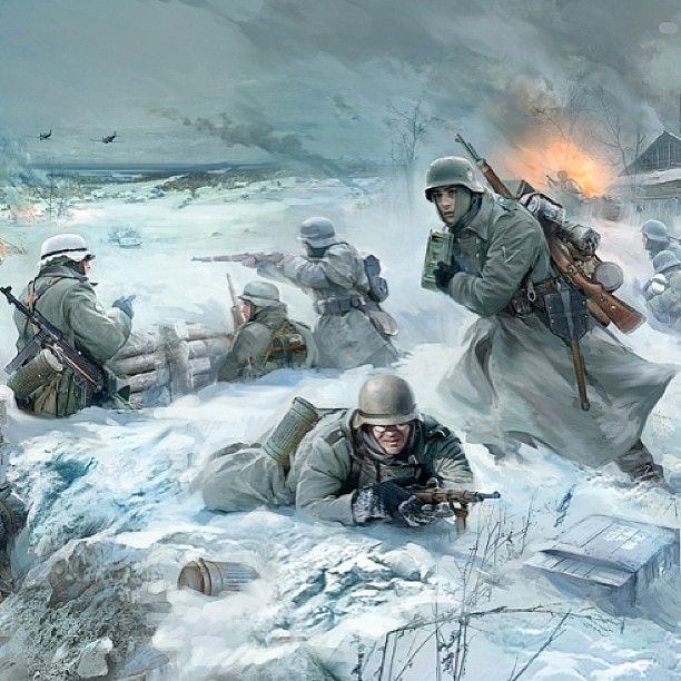 Today In WW History 2/28/42 German Gen. Halder Notes 1