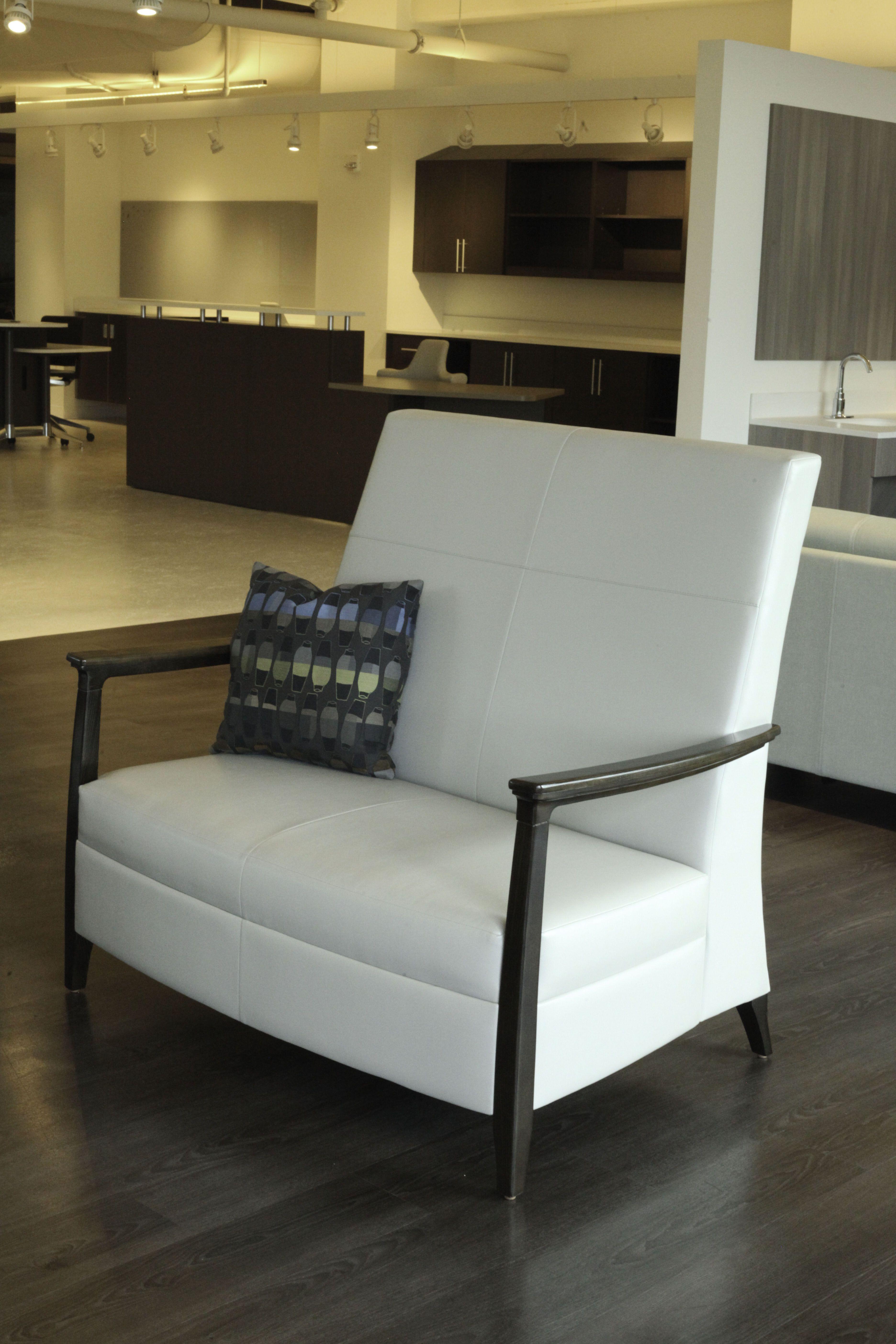 Modern Amenity Bariatric Chair | Manufacturer: Carolina Business Furniture  | Manufacturer Website: Http: