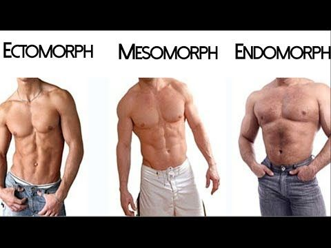 ectomorph workout and diet plan male