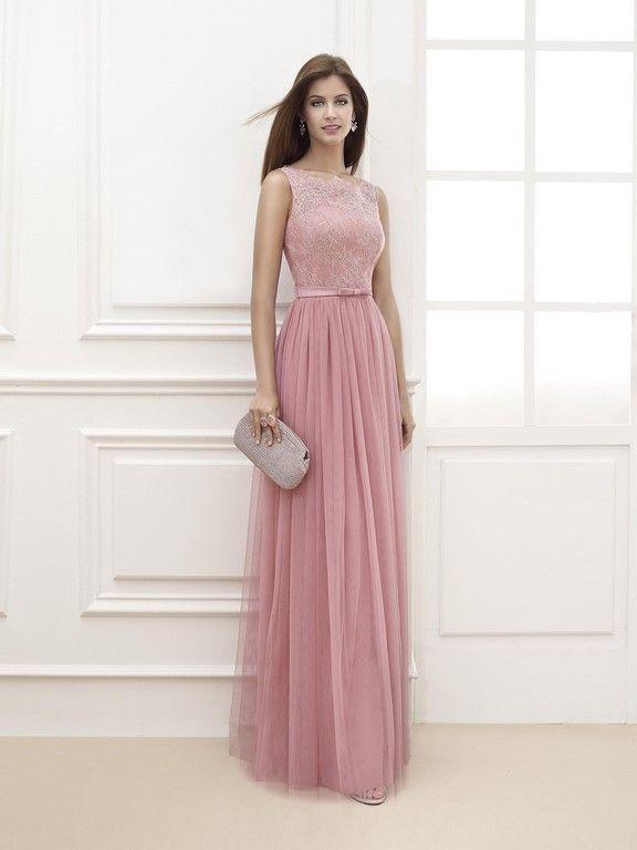 Vestidos para una boda - Inspírate en el color rosa cuarzo ...
