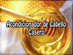 Acondicionador de Cabello Casero