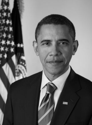 Obama is of mixed white and black racial heritage not he first black president nor the first mixed race president fileofficial portrait of barack