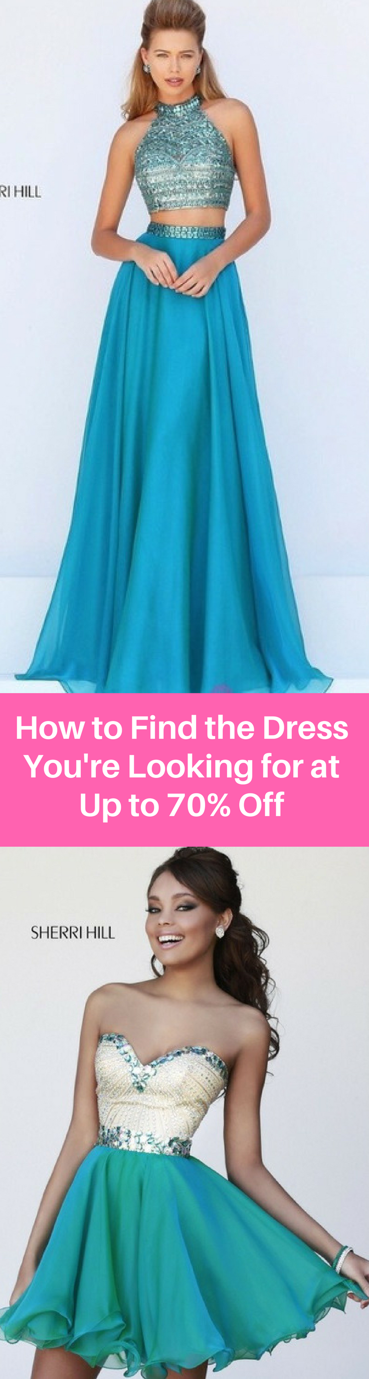 SALE happening now! Buy your Prom Dresses at Up to 70-80% off! Click image to install the FREE app now. As featured in Cosmopolitan & Good Morning America.