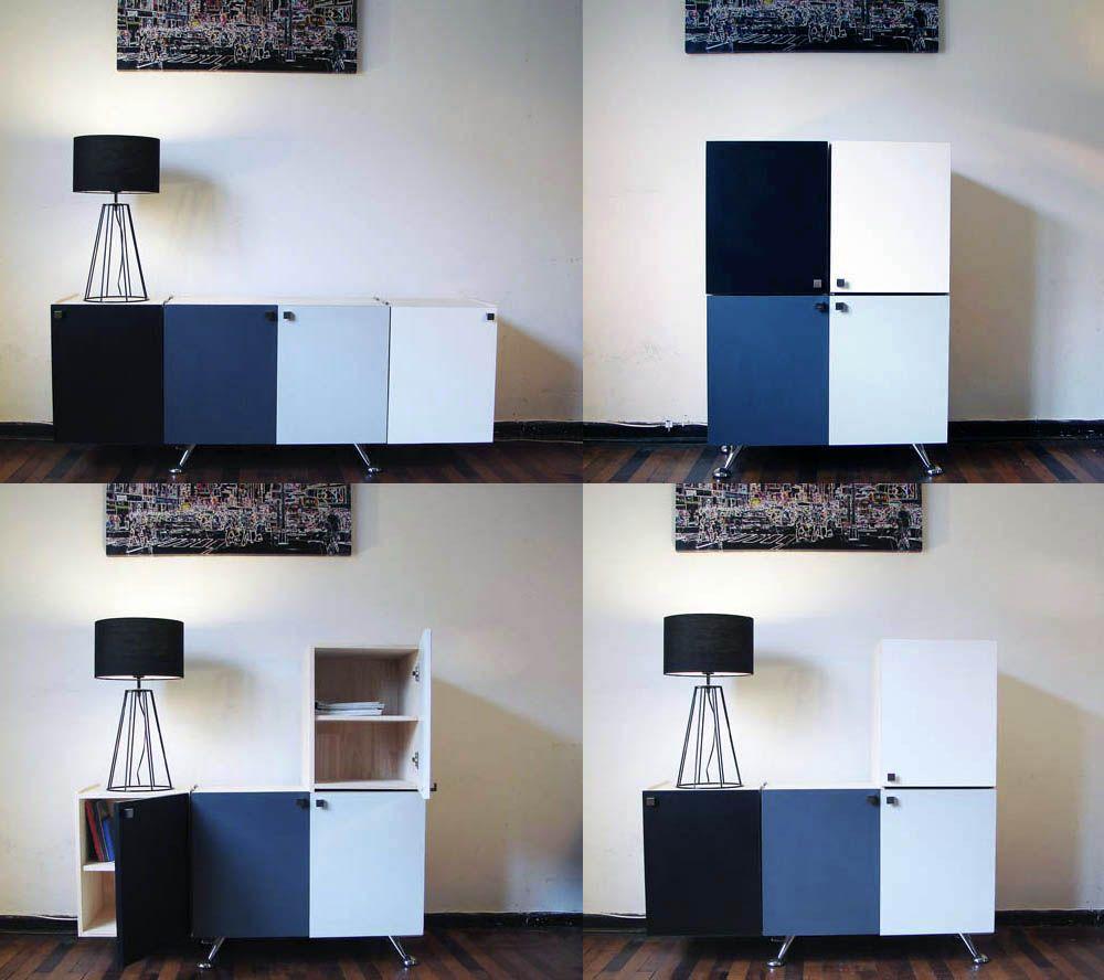 Muebles Que Ahorran Espacio Elemento Dise O Objetos Espacios  # Muebles Fisherton