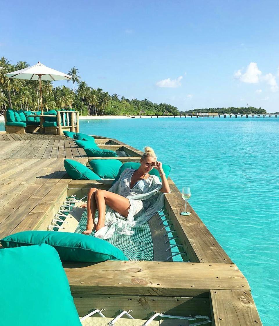 pingl par r mi sur inspiration pour les voyages maldives voyage et les maldives. Black Bedroom Furniture Sets. Home Design Ideas