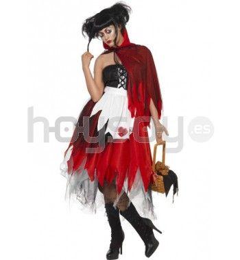 Disfraz para adultos delantal diablo carnaval disfraz